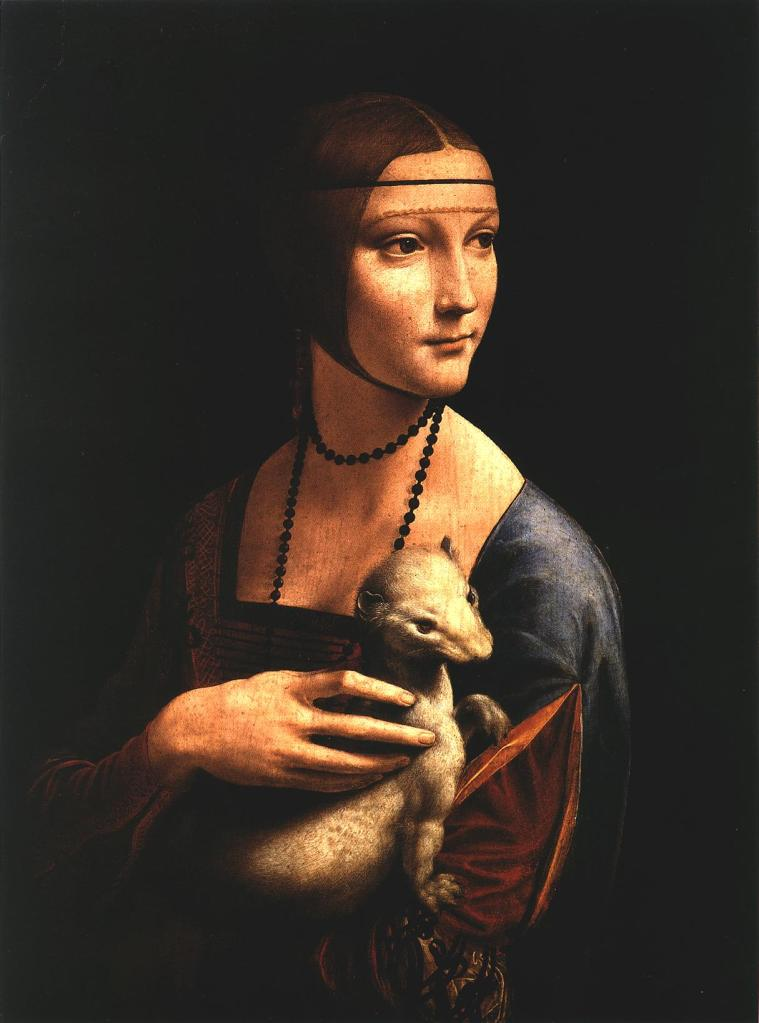 leonardo-da-vinci-paintings-the-lady-with-an-ermine